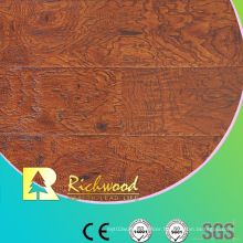 12.3mm Embossed in Register Hickory Waxed Edged Laminate Floor