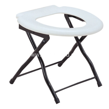 Cheap Hospital Medical Foldable Commode Chair For Patients