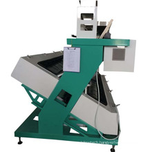 Rice Seperating Machine bule LED Light High Quality air ejector CCD Rice Color Sorter good Price