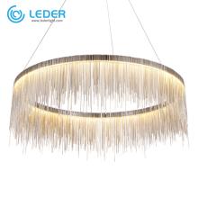 LEDER Beaded Glass Chandelier Lighting