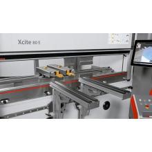 Máquina de corte e dobra CNC disponível