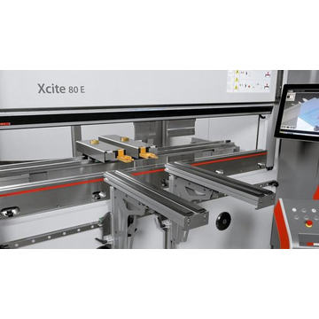Cisaille machine de cintrage CNC disponible