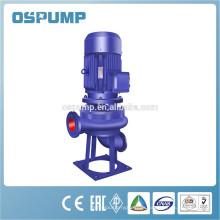 Vertikale versenkbare Abwassertauchpumpe