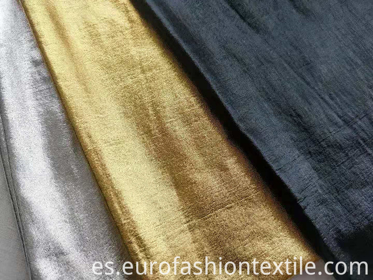 Fdy Foil Fabric