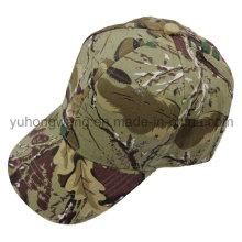 Sombrero de deportes del camuflaje, hermoso gorro de camionero
