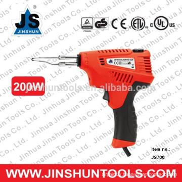 JS Professional 200W pistolet de soudage par extrusion plastique JS700