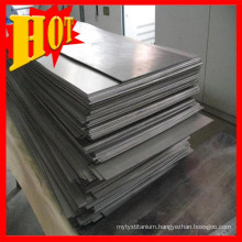 Grade 4 ASTM B265 Titanium Cutting Sheets in Stock