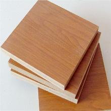 ¡Bonito y práctico! Lujo madera contrachapada MDF y HDF