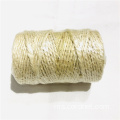 Rantai Alam Hemp String Eco-friendly Round Sisal Rope