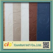 Beliebte chinesische synthetische PVC Handtasche Leder