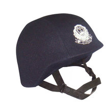 Nivel NIJ Iiia de UHMWPE a prueba de balas casco para policía
