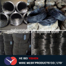20 gauge black annealed binding wire