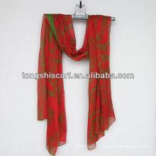 модная весна 2013 шарф украшения