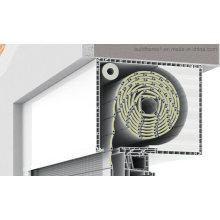 Алюминиевые оконные роликовые ставни