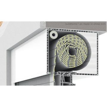 Fire Rating Aluminium Fenster Rollläden