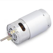 Motor de ventilador de alta velocidad para unidad de aire central en producción