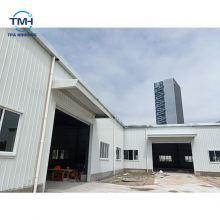 High End Modern Design Worshop Steel Frame Building Warehouse