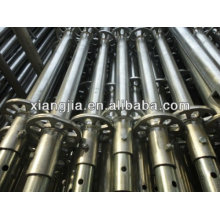 China Factory!layer/ringlock scaffolding standard/vertical ,ringlock standard layer/ringlock scaffolding