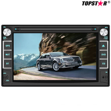 6.2inch Double DIN Car DVD Player with Android System Ts-2018-1