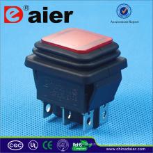 Daier kcd2 interruptor basculante interruptor de balancín a prueba de agua