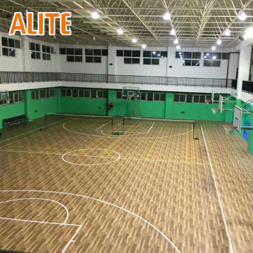 Revêtement de sol sportif ENLIO en PVC - Basketball Sports Flooring