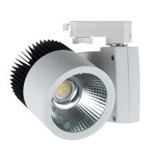 CREE Ce RoHS COB ahorro de energía LED Track Spotlight