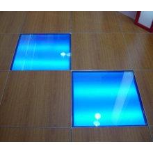 sol en verre pour salon professionnel / plancher en bois pour événement / plancher surélevé pour exposition