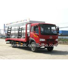 Jiefang 10tons camión de transporte de excavadoras