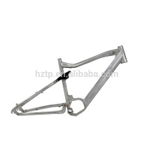 High quality 6061 aluminum alloy frame for 26 inch fat tire bikes with Bafang HD mid drive motor