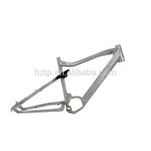 Quadro de liga de alumínio de 6061 de alta qualidade para bicicletas de pneu de gordura de 26 polegadas com motor de unidade de meados HD Bafang