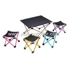 buena calidad al aire libre, juegos de mesa y silla plegable
