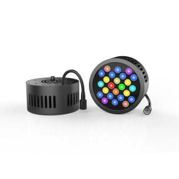 Phlizon Aquarium Light Reef ha portato acqua dolce d'acqua salata S80