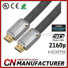HDMI Kabelmontage