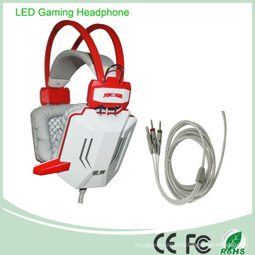Potente diseño Headband 3.5mm LED Gaming Headset (K-12)