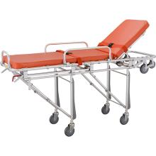 Hospital automatic folding emergency ambulance medical stretcher trolley