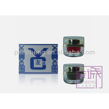 permanent solution cosmetic tattoo pigment-10gram/pc emulsion