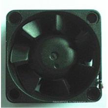 Входной сигнал DC 12V большой поток воздуха мини-вентилятор