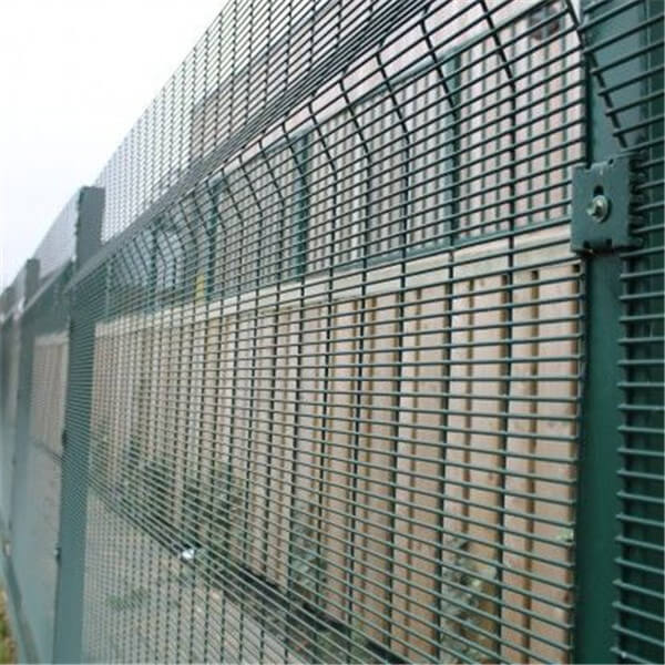 clearvu anti climb fence
