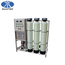 3000GPD PLC ro reverse osmosis systems drinking  water with backwash