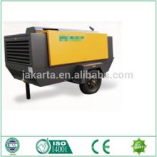 Industrie du compresseur d'air pour l'industrie minière