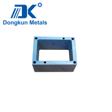 Stainless Steel CNC Machining Cube