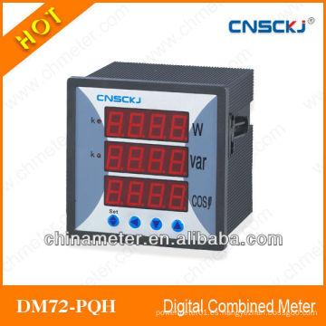 DM72-PQH Medidor de Combinación Digital de Tres Fases