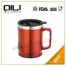hot sell stainless steel cup thermal tumblers car mugs with handle