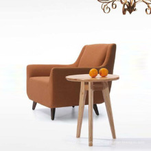 Wooden Fabric Sofa Chairs with New Design