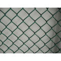 Protected Products Chain Link Fence for Ball Park