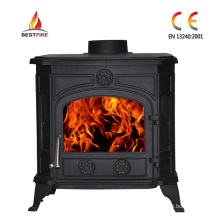 Cast Wood Burning Stove (TR-D12)