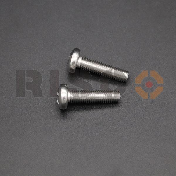 Din7985 Pan Machine Screw