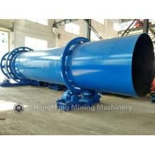 Machine de séchage à cylindres rotatifs miniers