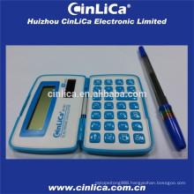 mini size foldable pocket calculator