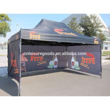 Gazebo de canopée de publicité d'affichage de la qualité 3x4.5m